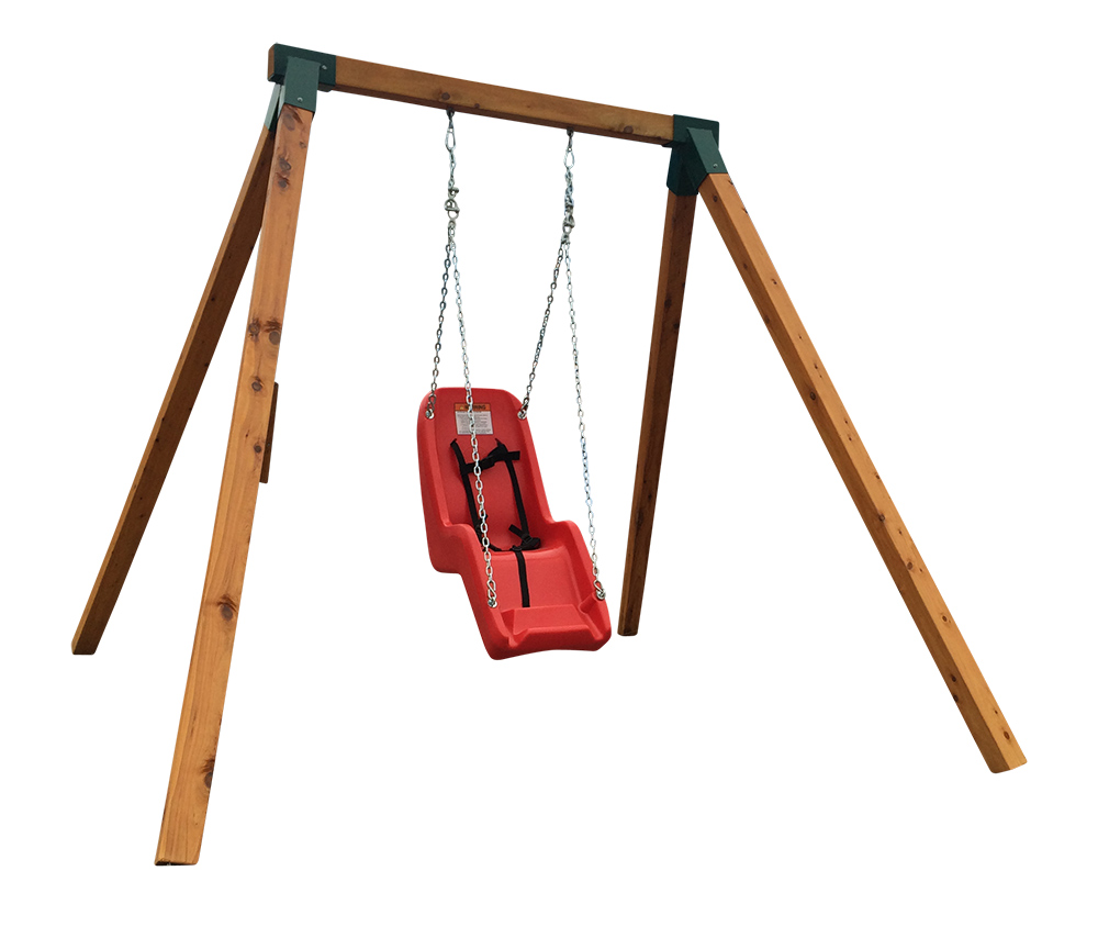 Swing frame swing sets for Swing set frame only