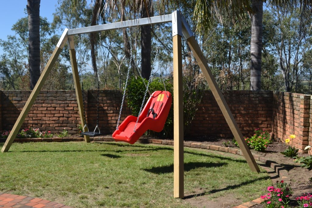 Swing sets swing frame for Swing set frame only